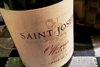 Saint-Joseph Offerus 2007