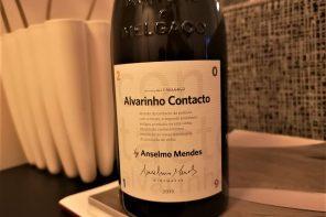 Anselmo Mendes Alvarinho Contacto 2019